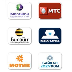 Операторы сотовой связи Парабели